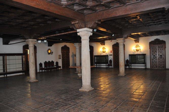 Sala del Artesonado. Diputación de Córdoba