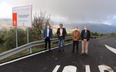 La Diputación invierte casi 400.000 euros en la mejora del camino 'De la Fuente del Conde' de Iznájar