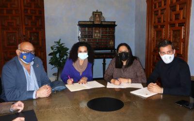 Iprodeco y La Rambla trabajarán de la mano en la promoción del sector de la cerámica y la artesanía