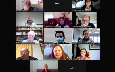 Iprodeco facilita la comunicación online de los mayores de las residencias de Villaharta, Peñarroya-Pueblonuevo y Pedroche con sus familias
