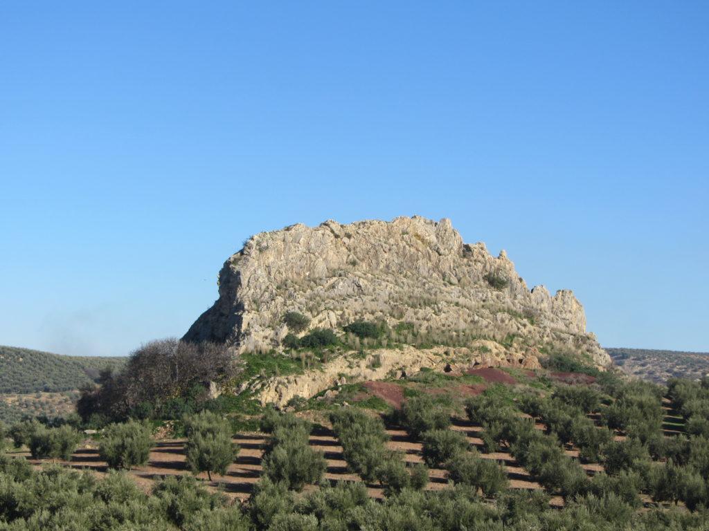 FOTO Ruta de Piedra Luenga en Montilla