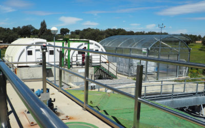 Emproacsa pone en marcha el proyecto de renovación de la EDAR de El Viso-Villaralto