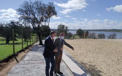 La Diputación de Córdoba mejora zonas de valor ambiental en Santaella, Montemayor, El Viso y Cardeña