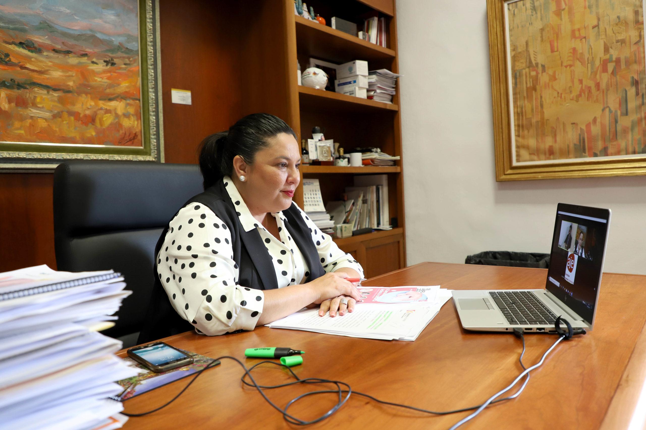 La Diputación de Córdoba y AJE impulsan unas jornadas para fomentar el espíritu emprendedor en los municipios de la provincia