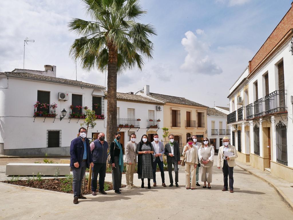 Iprodeco trabaja con Cañete de las Torres en su 'Primer Concurso Internacional de Jardinería y Paisajismo'