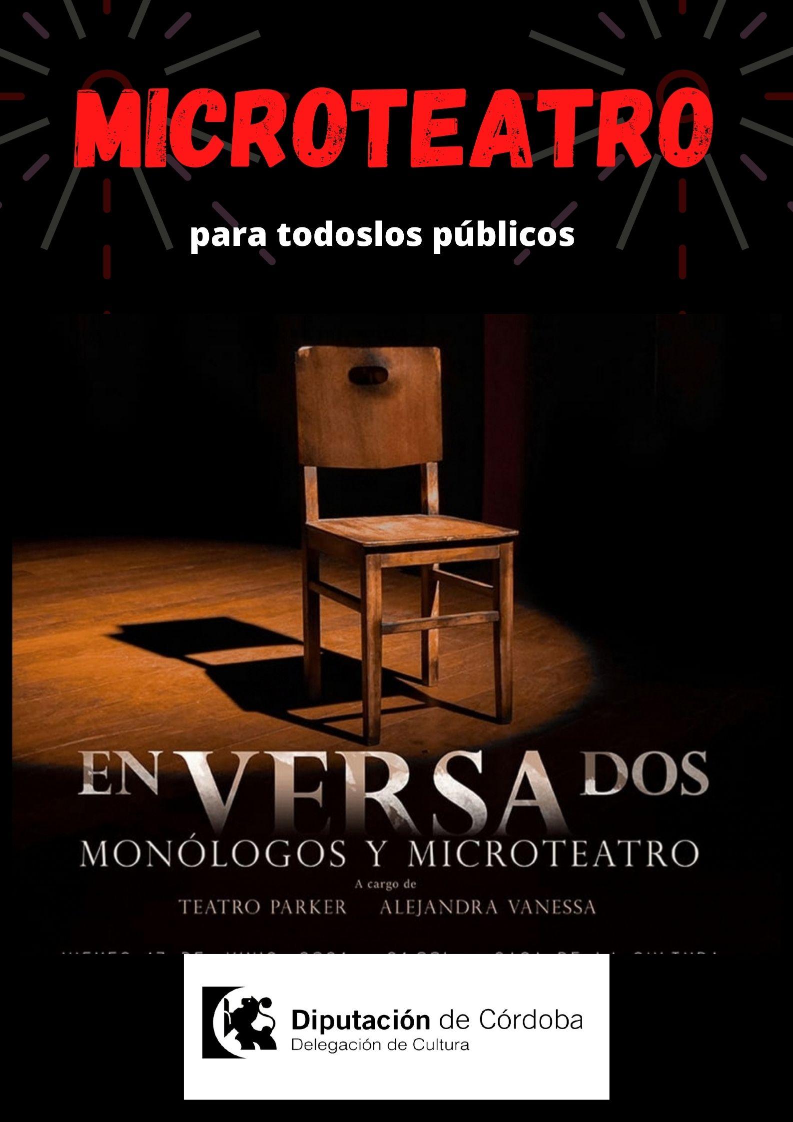Enversados acercará a distintos municipios de la provincia un espectáculo en el que se mezcla el teatro clásico y el contemporáneo