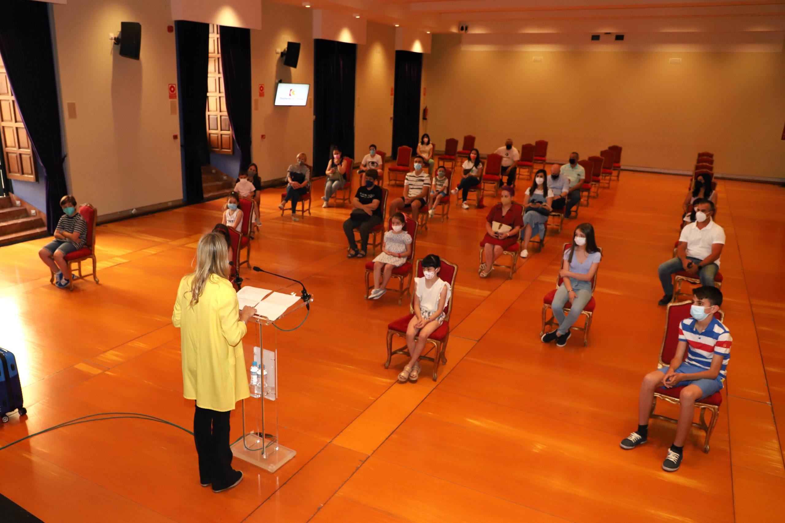 La oficina Europe Direct Córdoba entrega los premios de su concurso de dibujo