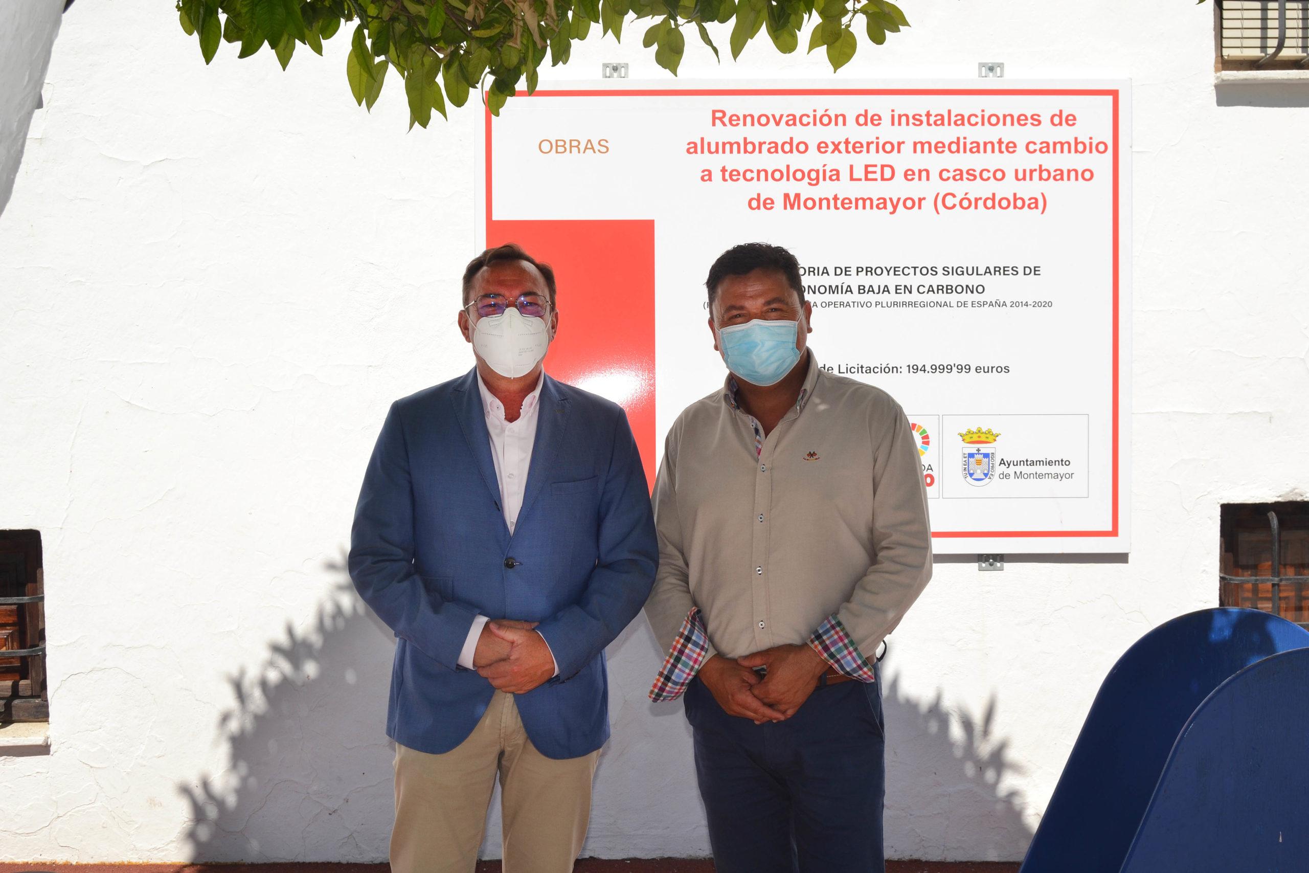 Fernán Núñez y Montemayor avanzan en su transición ecológica  gracias a una reducción de más de 200 toneladas de carbono