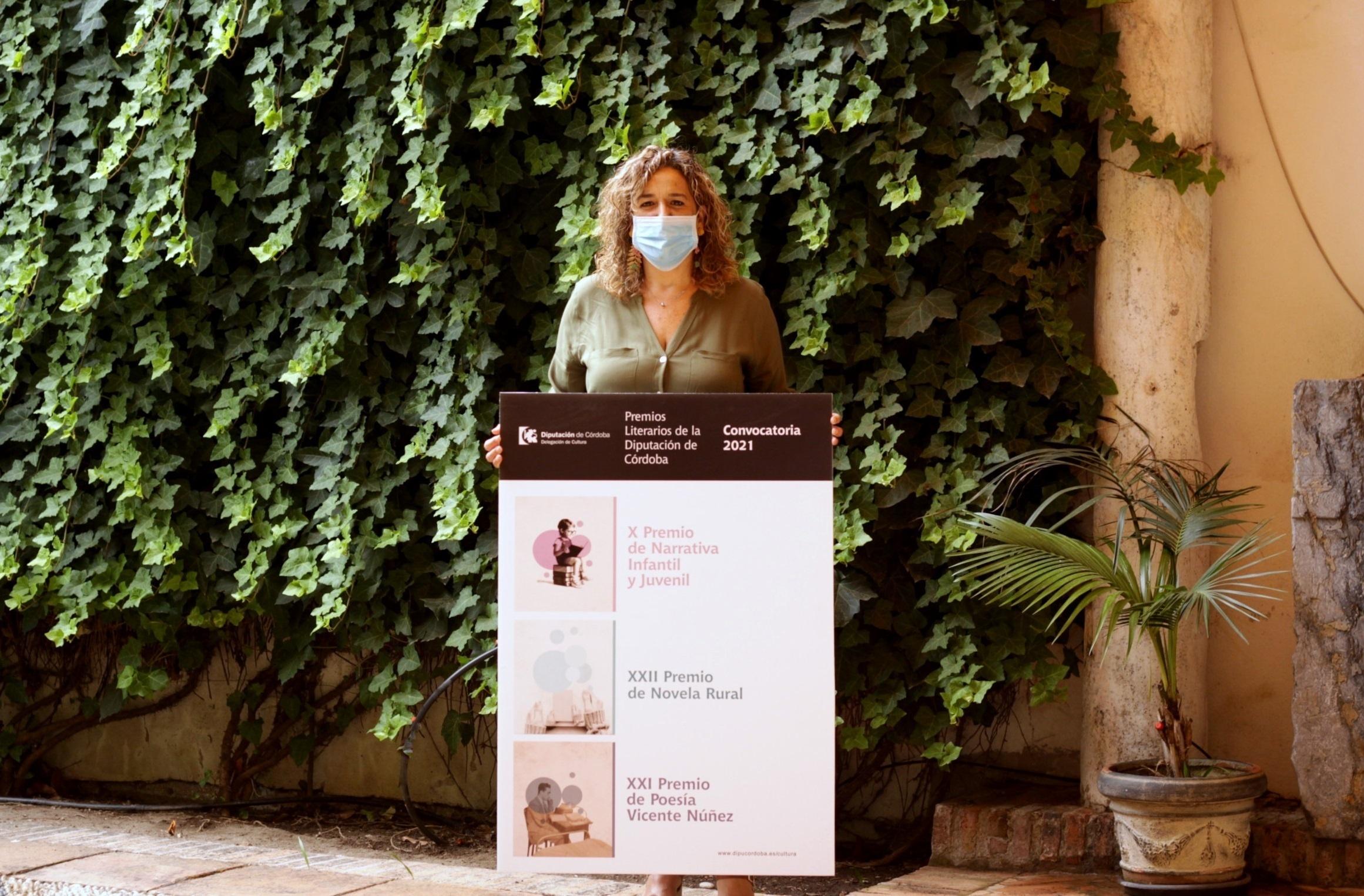 Abierta la convocatoria para participar en los Premios Literarios de la Diputación de Córdoba 2021