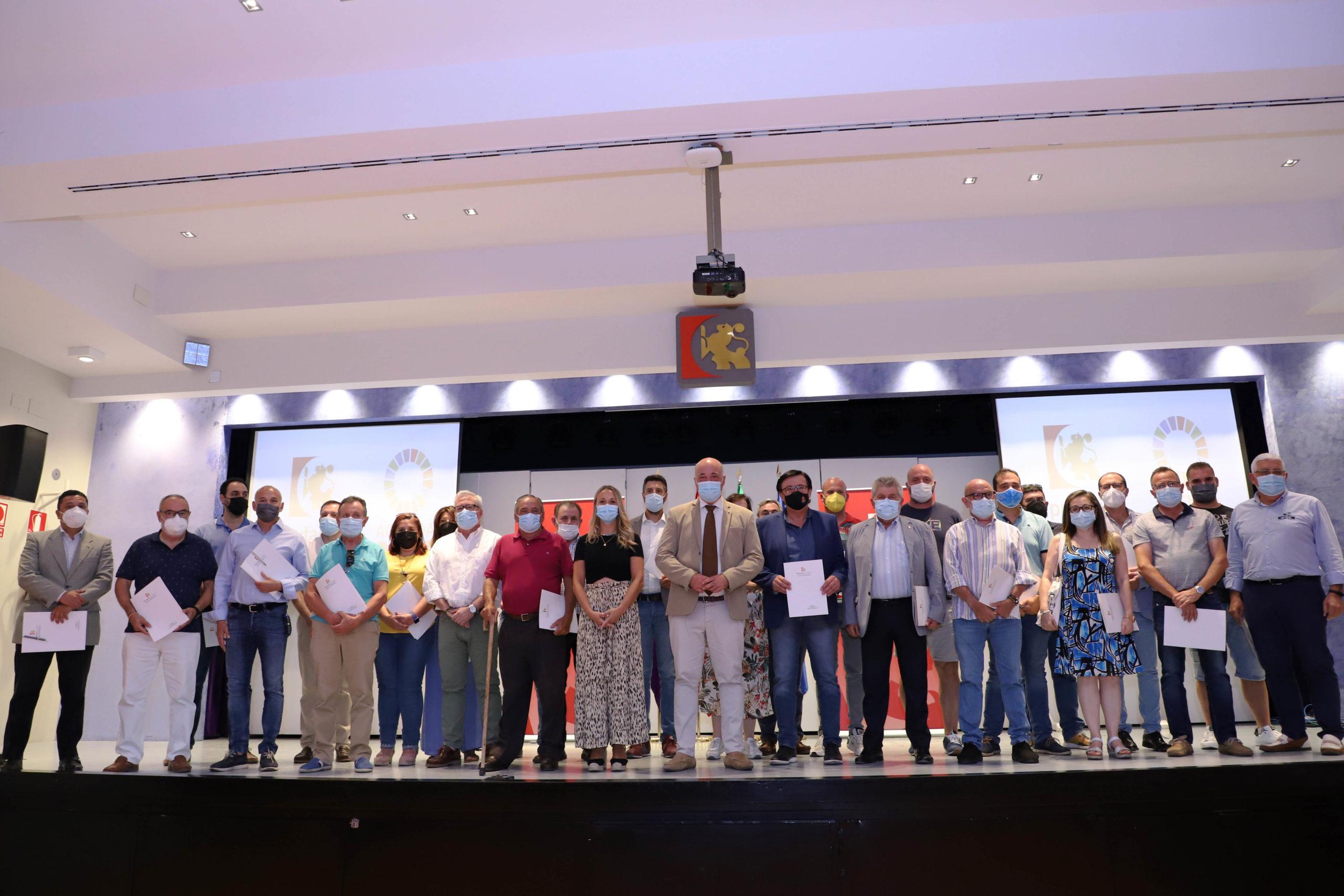 La Diputación de Córdoba respalda con cerca de 270.000 euros la actividad deportiva de clubes, federaciones y ayuntamientos de la provincia