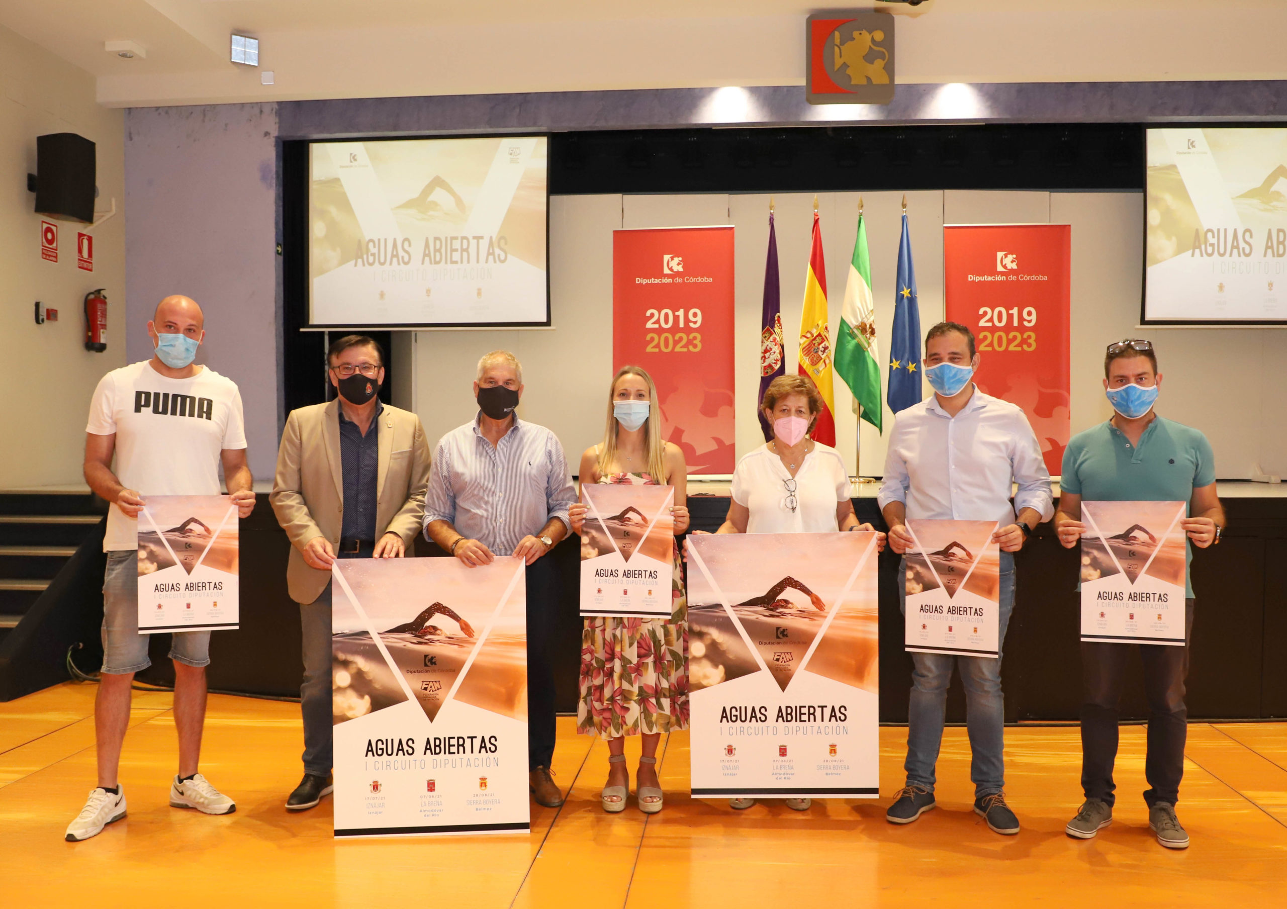 Nace el I Circuito de Aguas Abiertas Diputación de Córdoba
