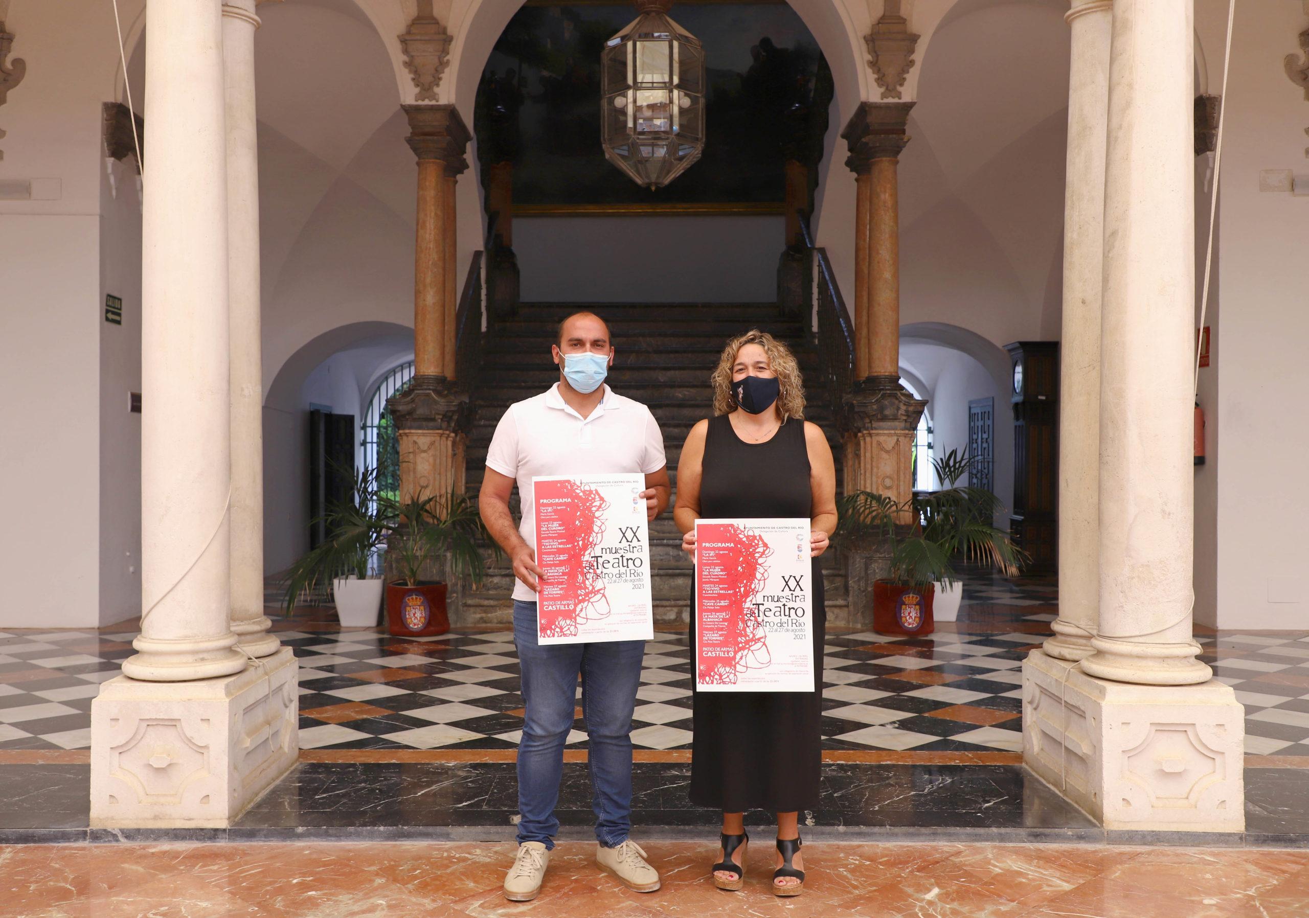 Castro del Río se convierte un año más en el centro de las artes escénicas de la provincia