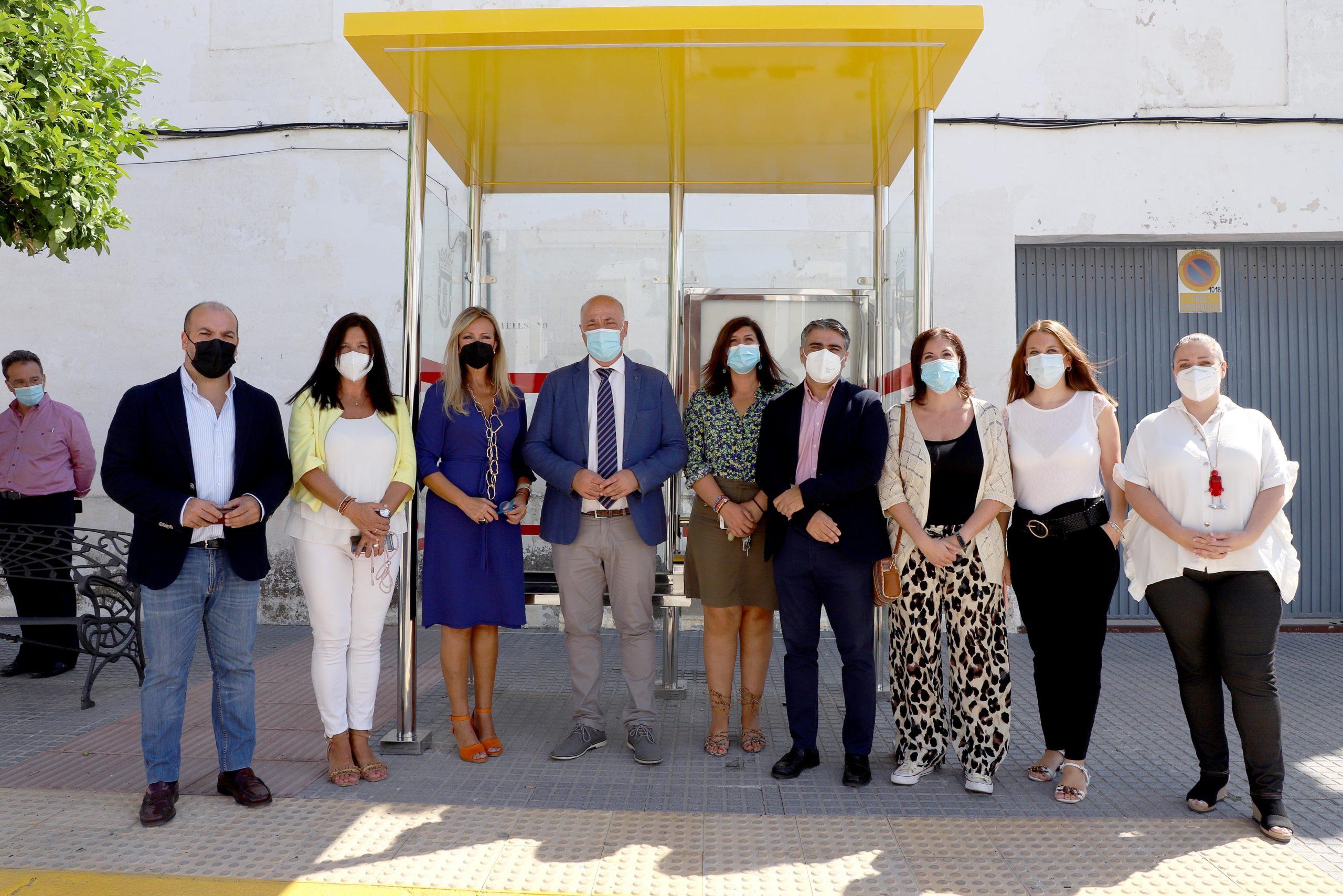 Bujalance disfrutará de un transporte colectivo de viajeros sostenible y respetuoso con el medio ambiente gracias a la Diputación