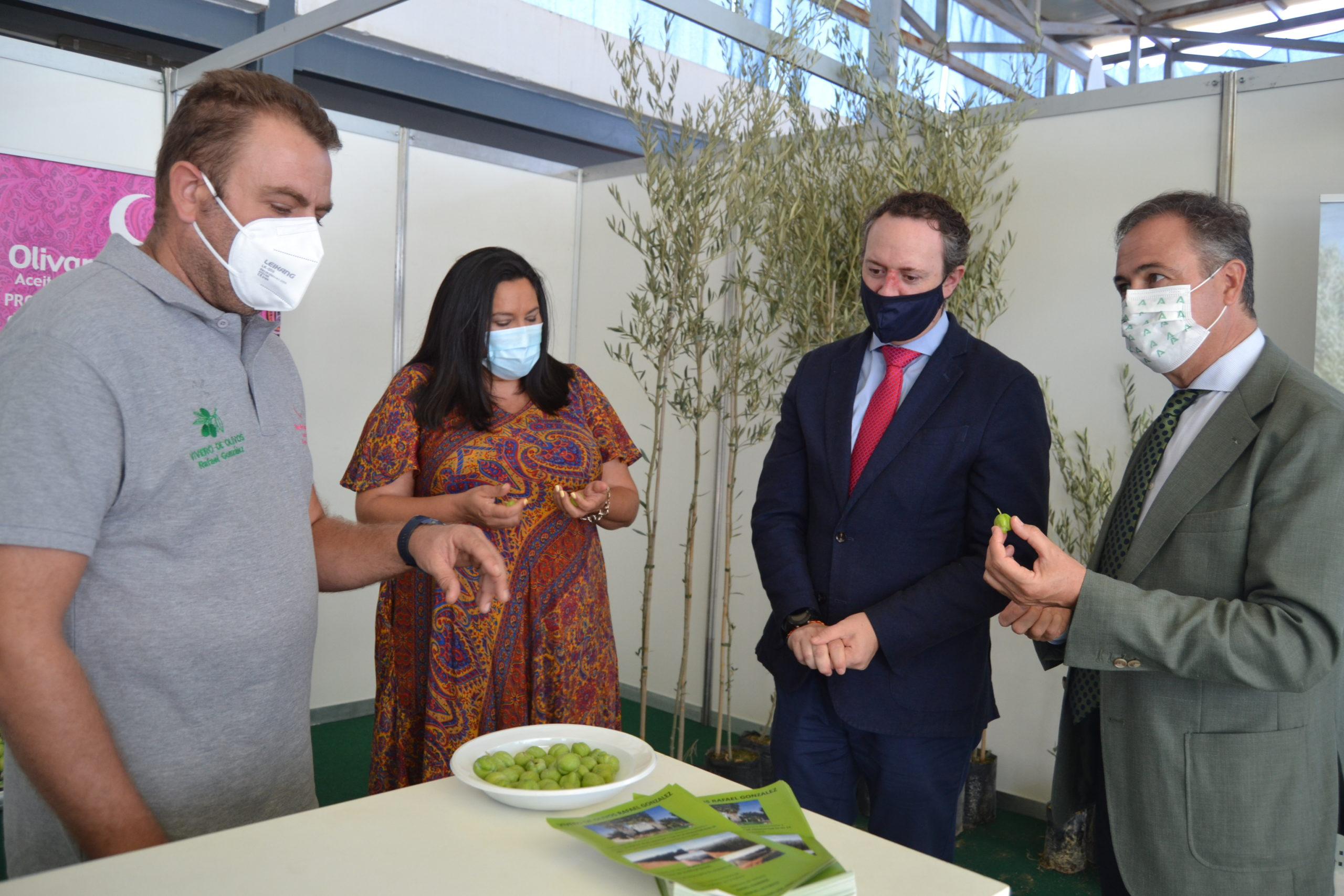 Iprodeco respalda la puesta en marcha de nuevo de citas tradicionales de la provincia como Agropriego y la Cata de Moriles