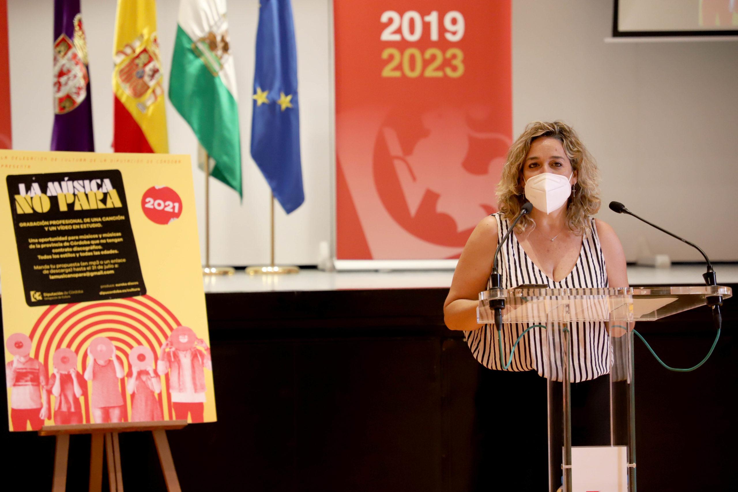 'La música no para' se cierra con 6 trabajos seleccionados de los más de 70 presentados en toda Córdoba