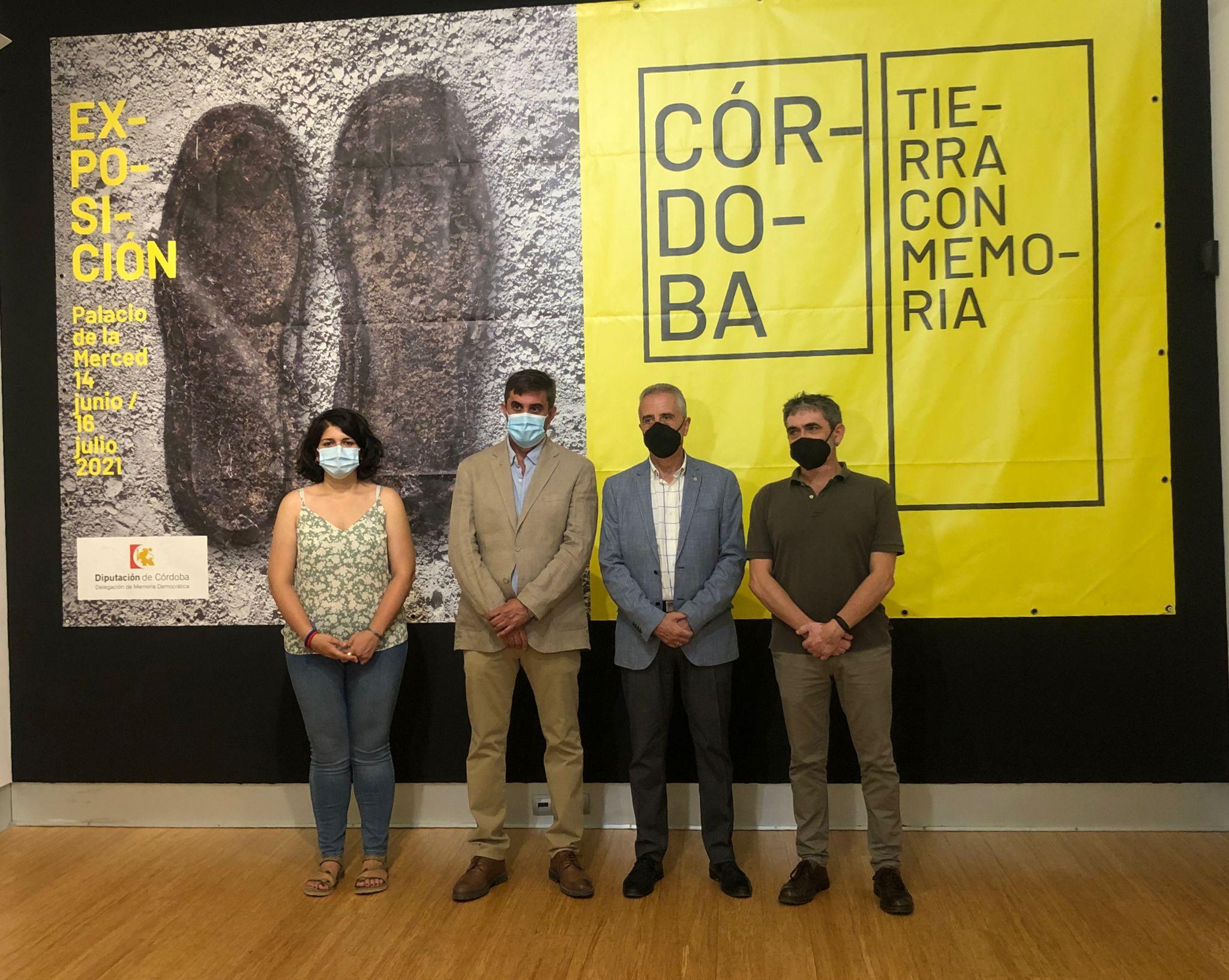 La exposición 'Córdoba, tierra con memoria' llega a Lucena, primera parada de su itinerario por varios municipios de la provincia