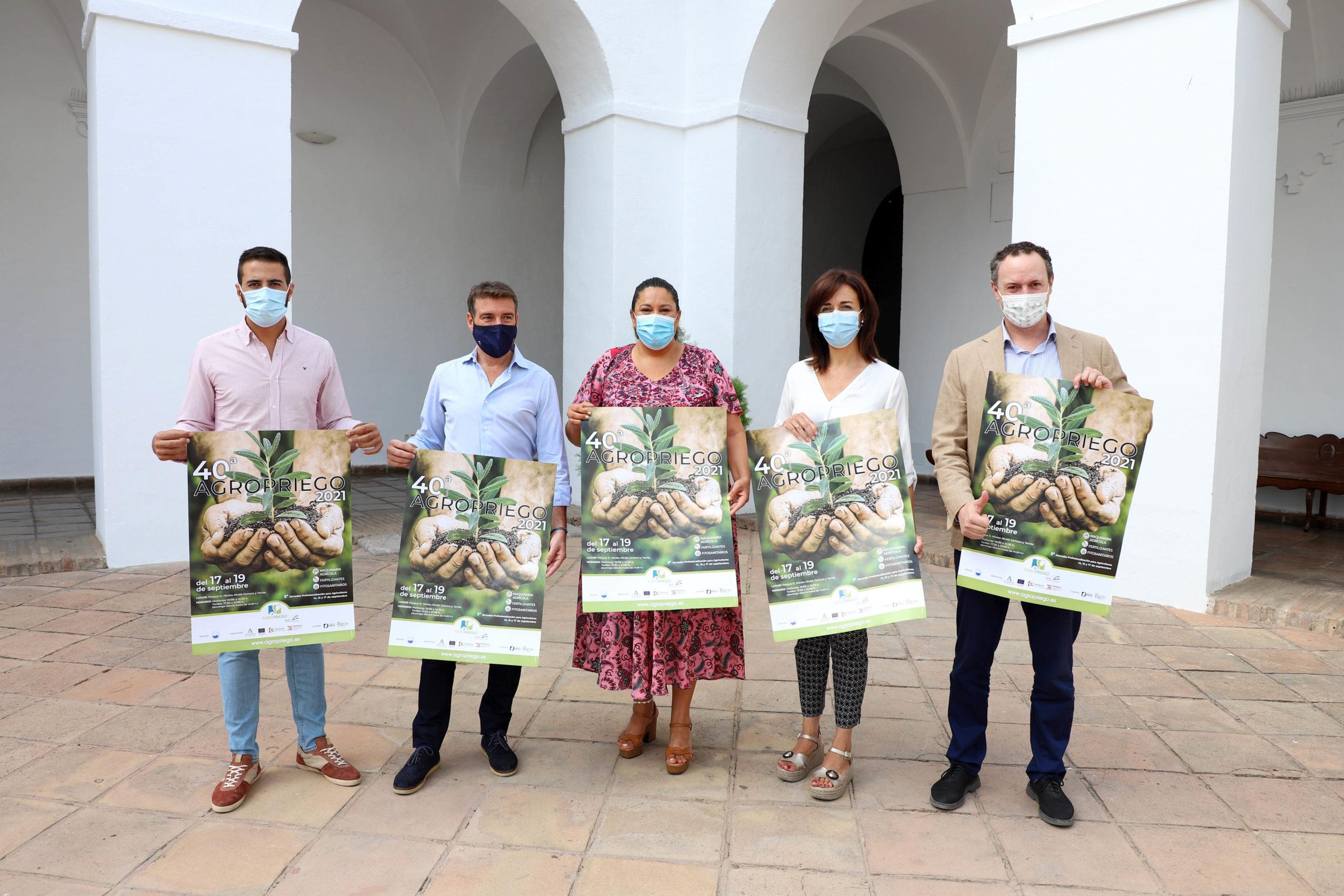Agropriego celebra su 40 aniversario con un carácter aún más profesional y con el propósito de ir retomando la normalidad en el sector