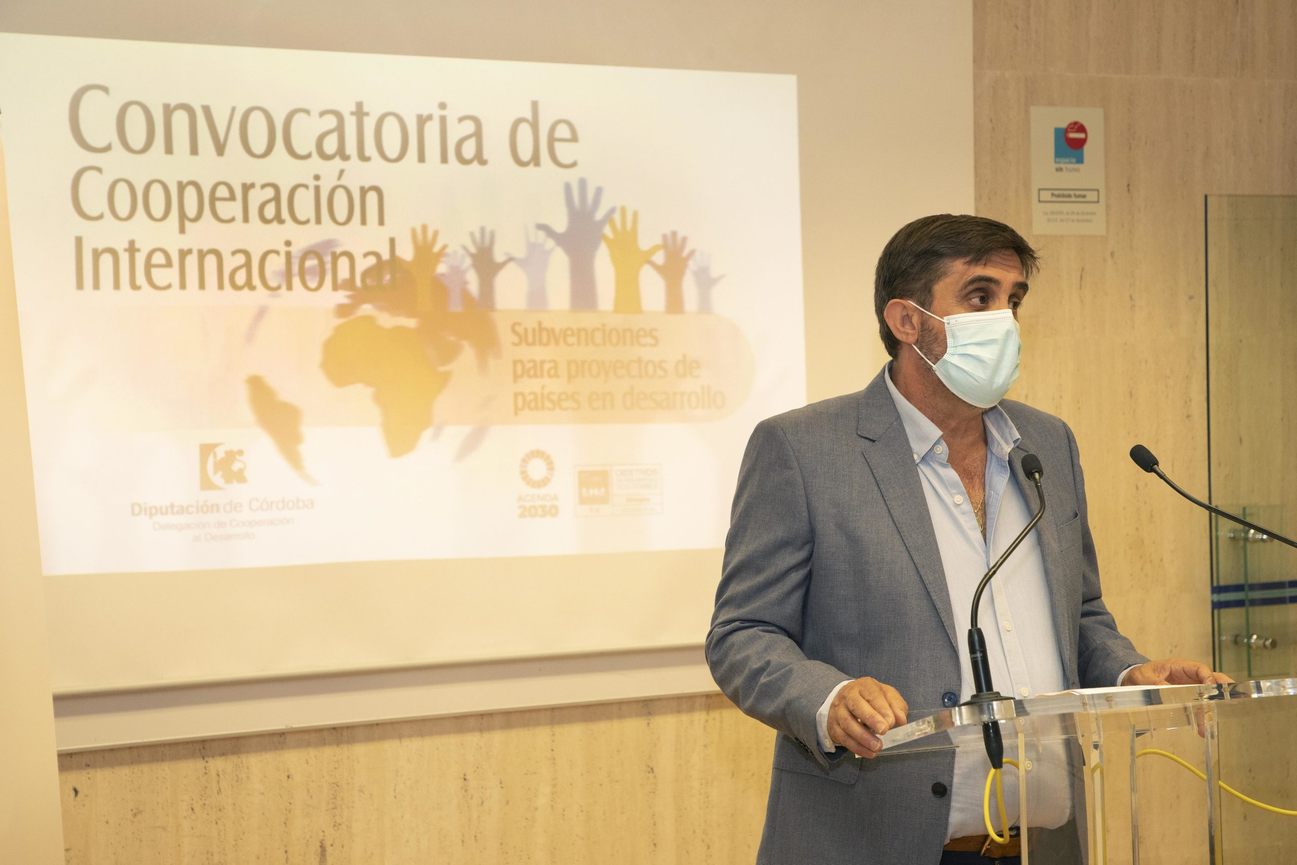 La Delegación de Cooperación al Desarrollo de la Diputación llegará a 25 países a través de 53 proyectos de oenegés y ayuntamientos