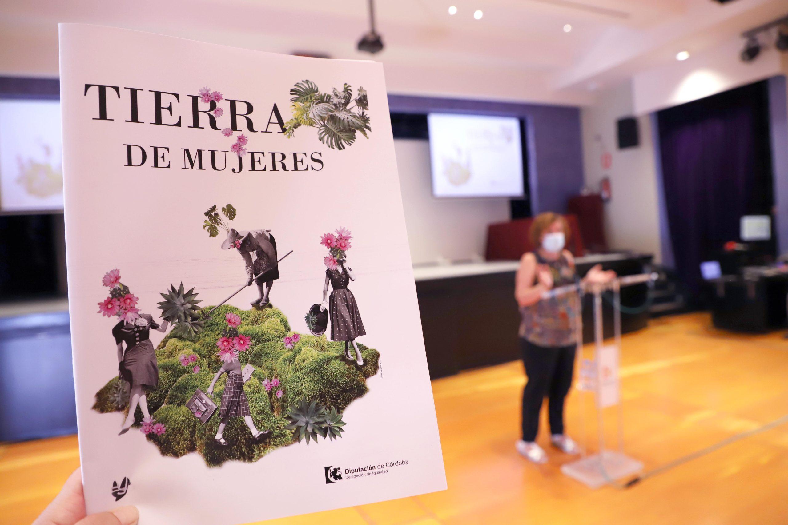 El programa 'Tierra de Mujeres' llevará este año iniciativas lúdicas y culturales a las mujeres de 67 municipios de la provincia