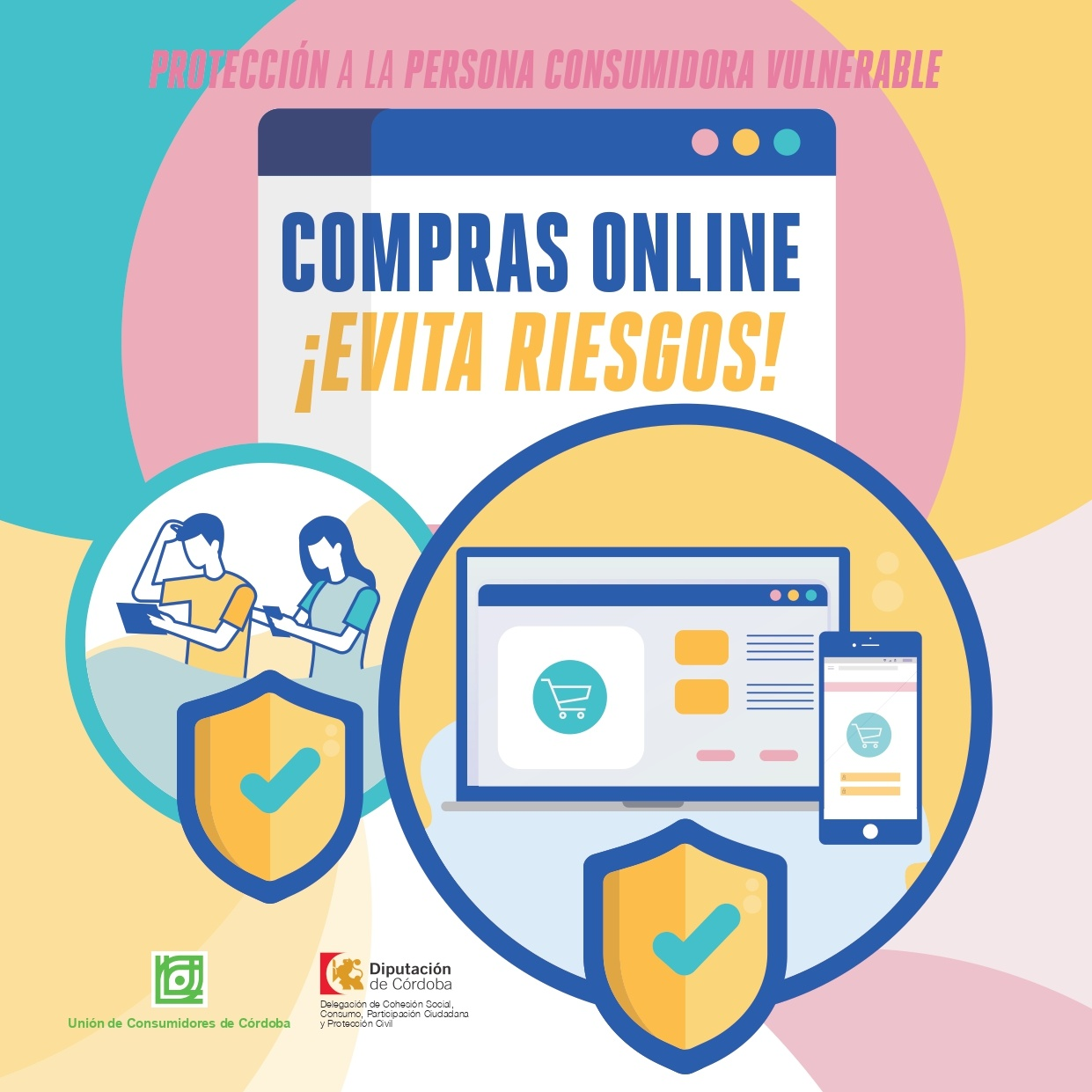 La Diputación de Córdoba impulsa acciones formativas en materia de compra online en 10 municipios de la provincia