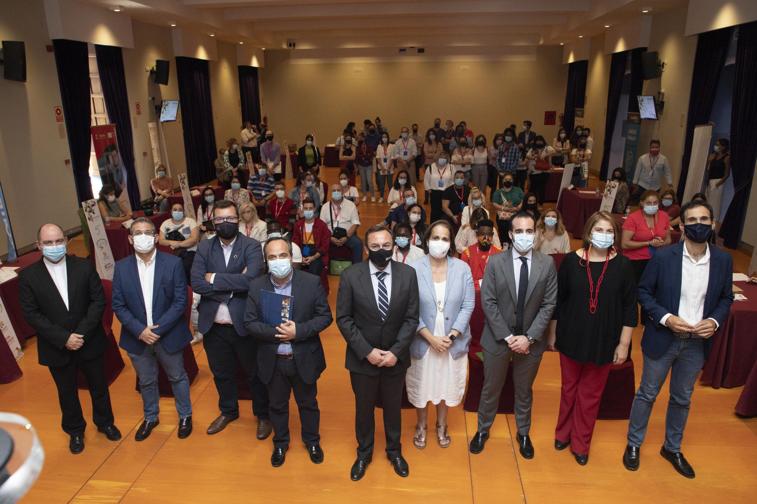 Clausurada en la Diputación de Córdoba la V edición de 'Impulsando la empleabilidad', con la participación de 125 personas y 13 empresas